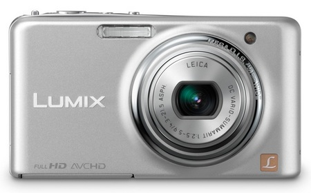Panasonic LUMIX DMC-FX78 Ultra-Compact Digital Camera with Touchscreen and Full HD Video silver