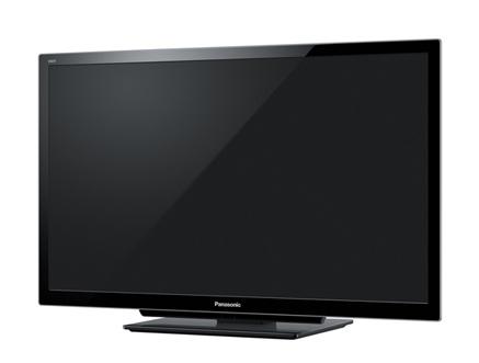 Panasonic VIERA DT30 Series Full HD 3D LED-Backlit HDTVs