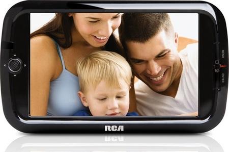 RCA DMT270R Hybrid Portable TV