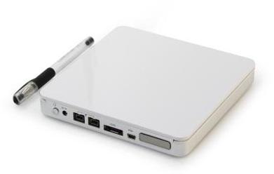 Sabio DM2-PT Tri-Interface External Hard Drive