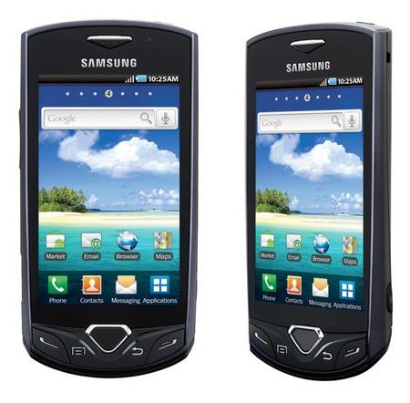 Samsung Gem SCH-I100 Android Smartphone