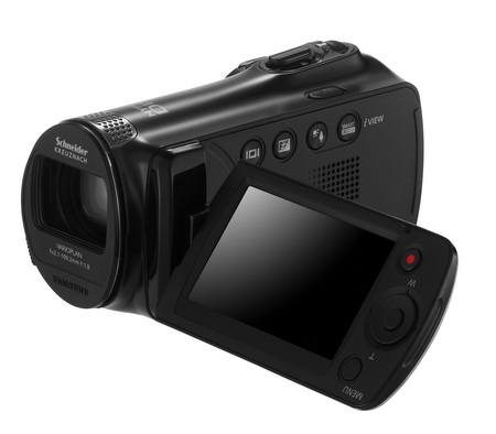 Samsung SMX-F50, SMX-F53 and SMX-F54 Camcorder with Intelligent 65x Zoom 1