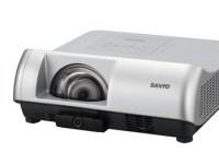 Sanyo PLC-WL2503 Ultra Short-throw 3 LCD Interactive Projector