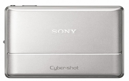 Sony Cyber-shot DSC-TX100V Digital Camera with Full HD Video Recording and 3D Image Capturing silver