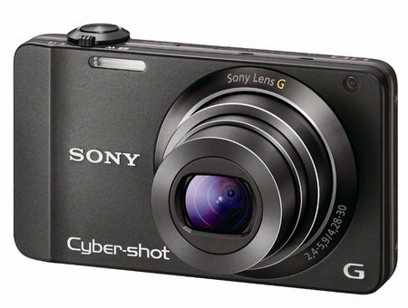 Sony Cyber-shot DSC-WX10 digital camera