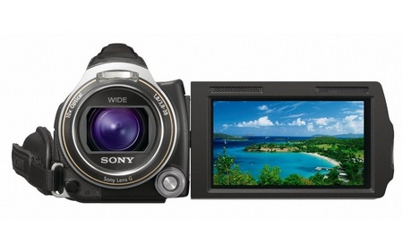 Sony Handycam HDR-CX700V 96GB Flash Memory Full HD Camcorder 1