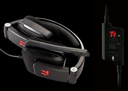 Tt eSPORTS Shock Gaming Headset 2