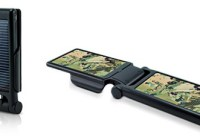dexim P-Flip DCA223 Foldable Solar Power for iPhone 4