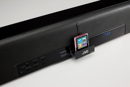 JVC TH-BC3 Soundbar Home Theater System 1