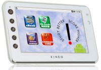 Brainchild Kineo Android Tablet e-book reader