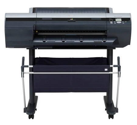 Canon imagePROGRAF iPF6300S Large Format Printers