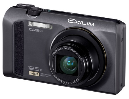 Casio Exilim EX-ZR100 Digicam with 12.5x Optical Zoom 1