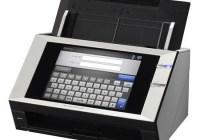 Fujitsu ScanSnap N1800 Network Scanner