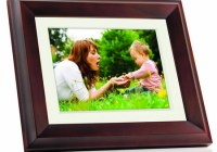 GiiNii GH-8DNP All-in-One Digital Photo Frame