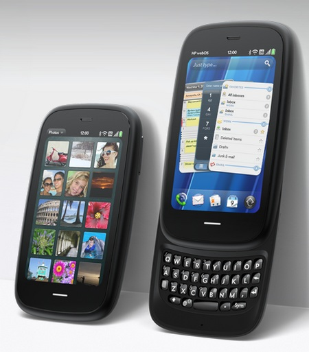 HP Pre 3 webOS Smartphone with QWERTY