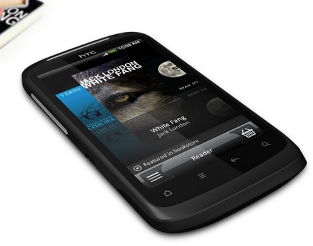 HTC Desire S Android Smartphone with Unibody Design 2