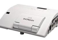 Hitachi iPJ-AW250N Interactive LCD Projector