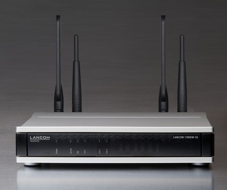 LANCOM 1780EW-3G Business VPN Router with HSPA+ and 802.11n