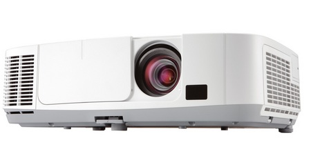 NEC P350X, P350W and P420X Entry-Level Integration Projectors