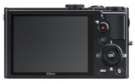 Nikon CoolPix P300 Digital Camera back
