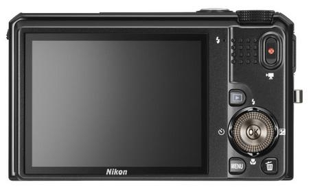 Nikon CoolPix S9100 Pocketable 18x Zoom Camera back