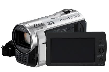 Panasonic SDR-S70 Standard Definition Camcorder