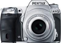 Pentax K-5 Silver Limited Edition DSLR
