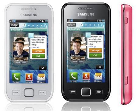 Samsung Wave 575 Bada Smartphone