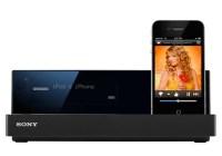 Sony NAC-SV10i HomeShare Wi-Fi Network iPhone Dock