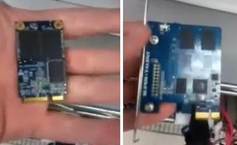 Super Talent CoreStore MV and MP Series Mini PCI-E and PCI-E SSDs