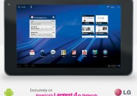 T-Mobile LG G-Slate Android Honeycomb Tablet Detailed
