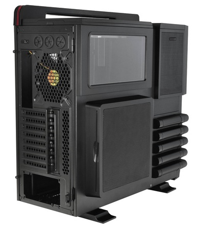 Thermaltake Level 10 GT PC Case back