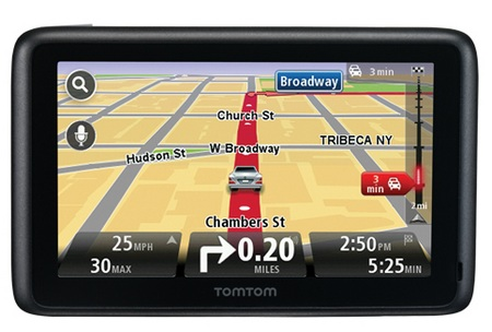 TomTom Go 2435 and Go 2535 series GPS Devices