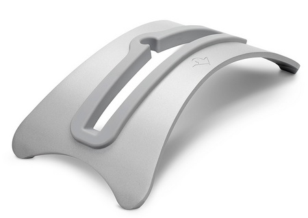 TwelveSouth BookArc for Air is a Vertical Stand for MacBook Air 1