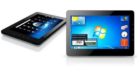 ViewSonic ViewPad 10Pro Windows Android Dual-Boot Tablet PC