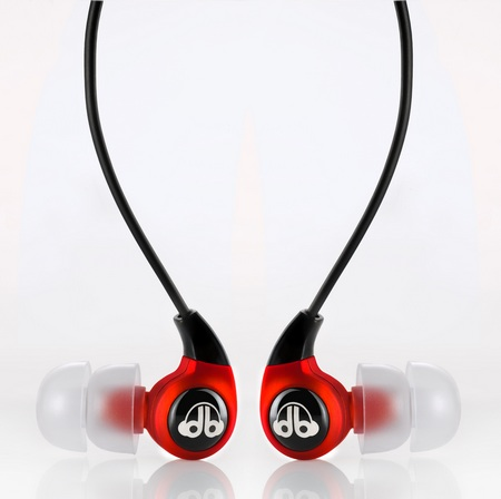 dbLogic EP-100 Earphones with SPL2 technology