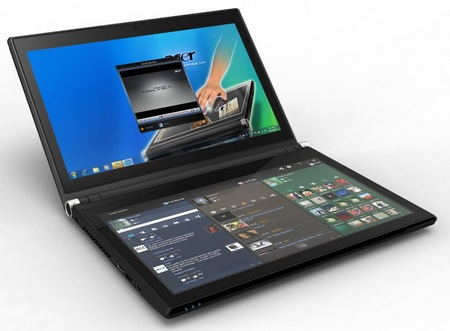 Acer ICONIA 6120 Dual-Screen Touchbook 3
