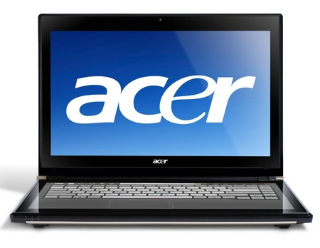 Acer ICONIA 6120 Dual-Screen Touchbook front