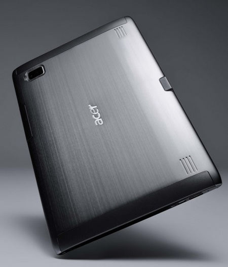 Acer ICONIA Tab A500 A501 Android 3.0 Tablet back