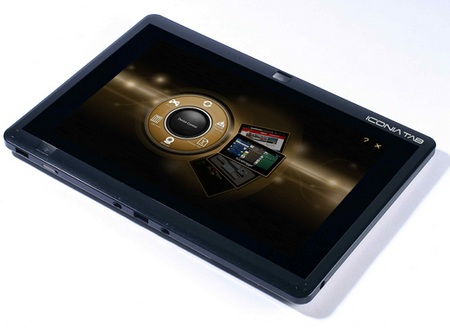 Acer ICONIA Tab W500 Windows 7 Tablet PC 1