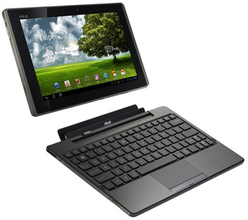 Asus Eee Pad Transformer Android 3.0 Tablet