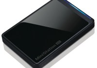 Buffalo MiniStation HD-PCU2 portable hard drive