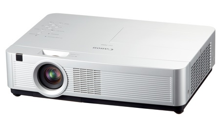 Canon LV-7490 Portable LCD projector