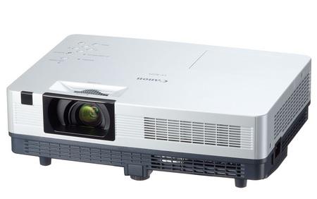 Canon LV-8225 portable LCD projector