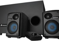 Corsair Gaming Audio SP2500 PC speaker system
