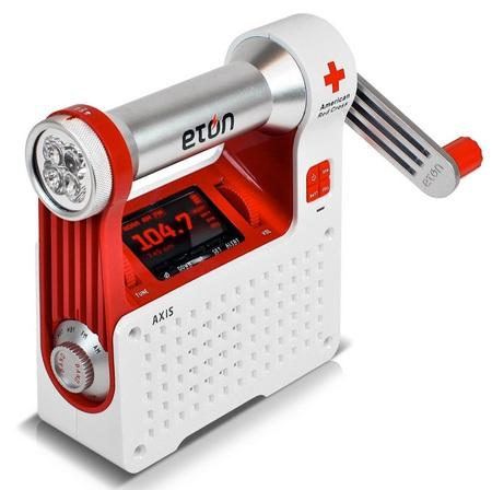 Eton Axis ARCPT300W Self-powered Safety Hub