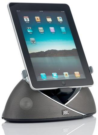 JBL OnBeat iPad Speaker Dock with ipad