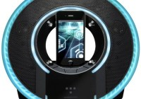 Monster TRON Light Disc Speaker Dock for iPhone and iPod 1