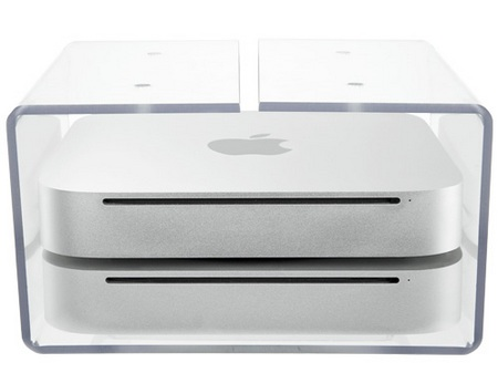 NewerTech NuShelf Dual Mount for mac mini