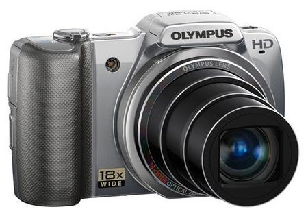 Olympus SZ-10 18x Optical Zoom Camera silver